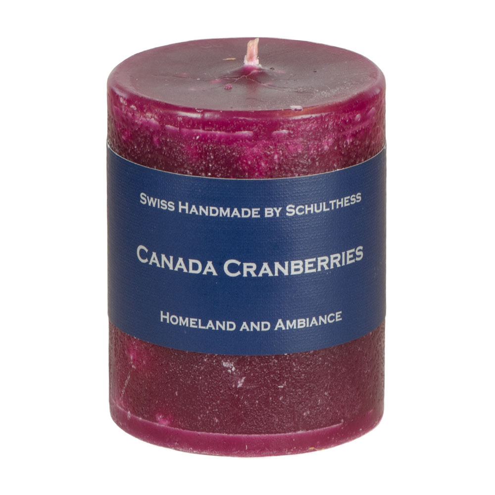 Schulthess Duftkerze Canada Cranberries