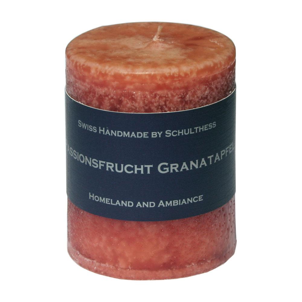 Schulthess Duftkerze Passionsfrucht - Granatapfel