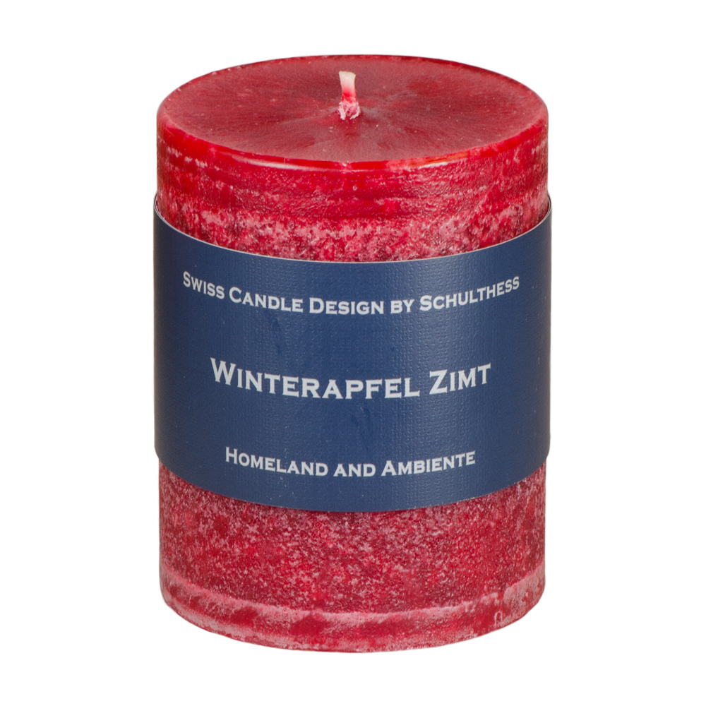 Schulthess Duftkerze Winterapfel - Zimt