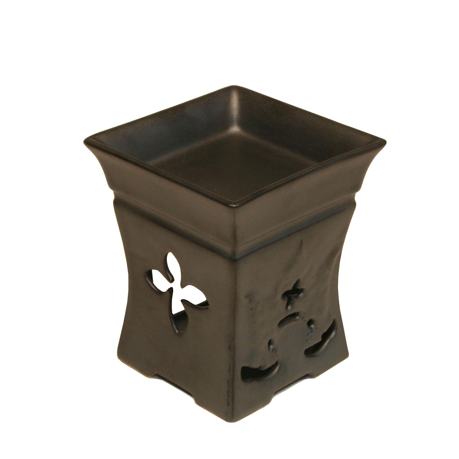 """Aromaöl Lampe, Modell Oriental """"noire"""""""