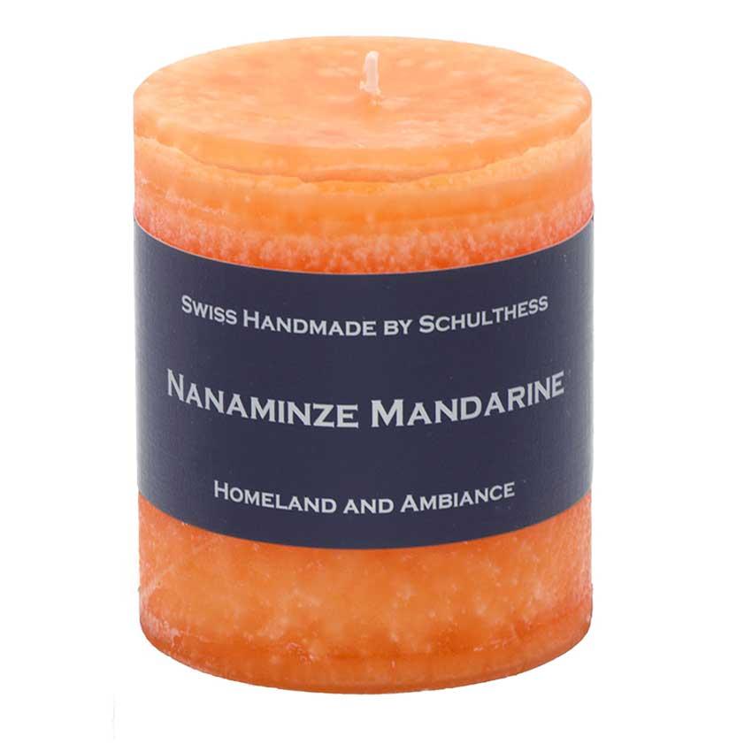 Nanaminze / Mandarine - Schulthess Duftkerzen