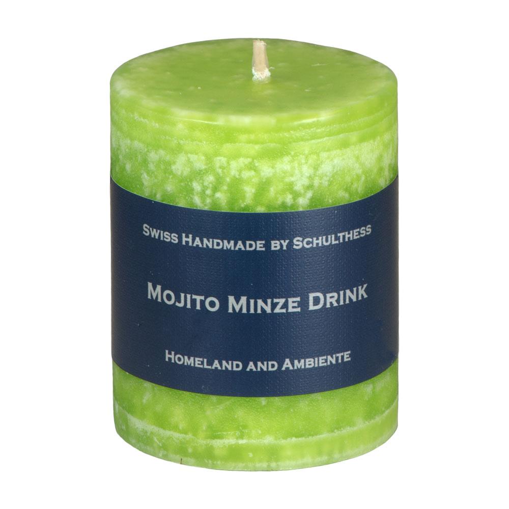 Schulthess Duftkerze Mojito Minze Drink