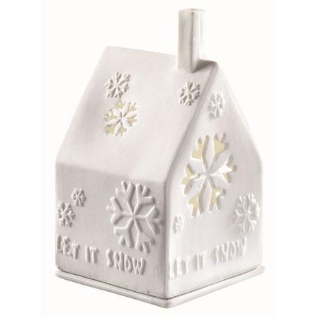 """Lichthaus """"X-mas - Let it snow"""" - Design Stories von Räder"""