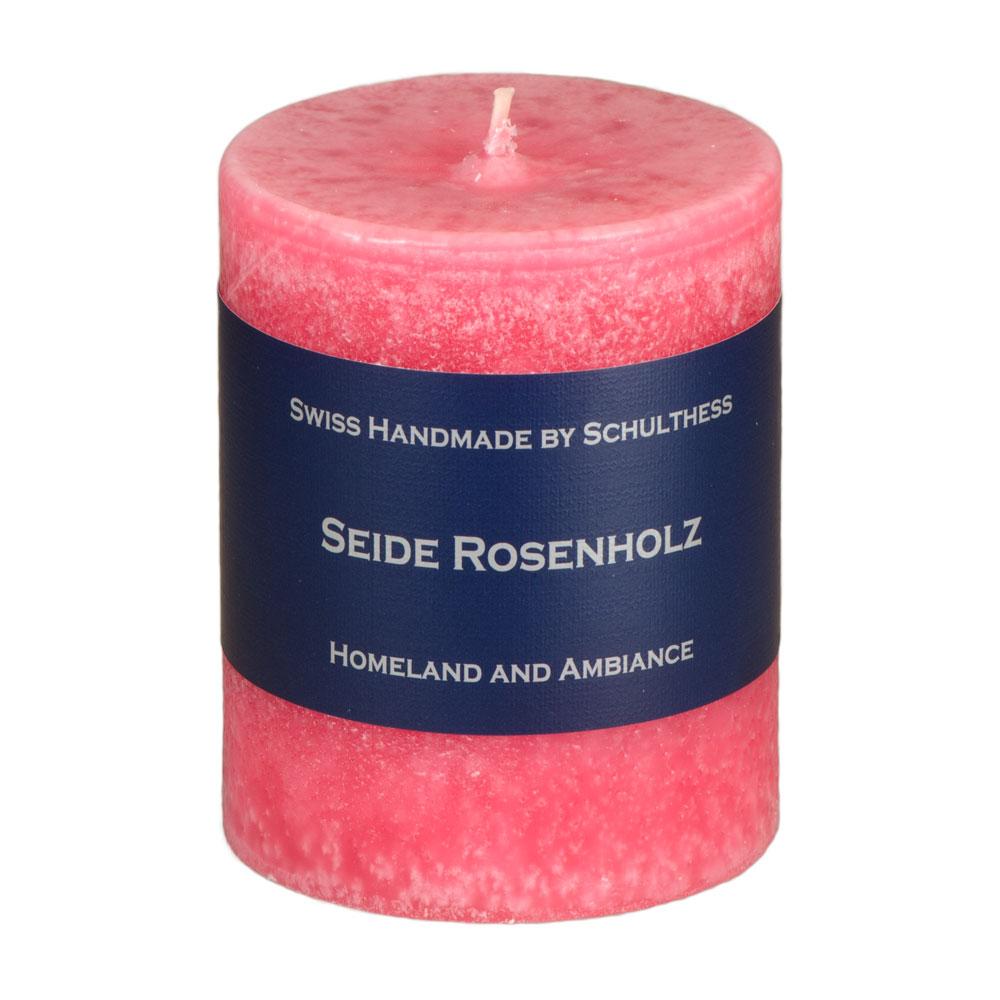 Schulthess Duftkerze Seide & Rosenholz