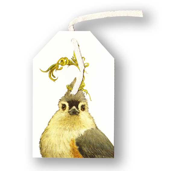 """Gift Tag - Geschenk Anhänger """"SONGBIRD"""" von Hester & Cook"""