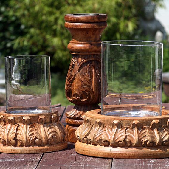 Kerzenständer - Kerzenteller CHAN 7