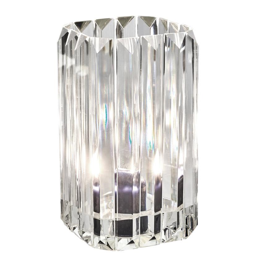 "Dioptrics Kristallglas Windlicht ""Cabochon"" - Gift Company"