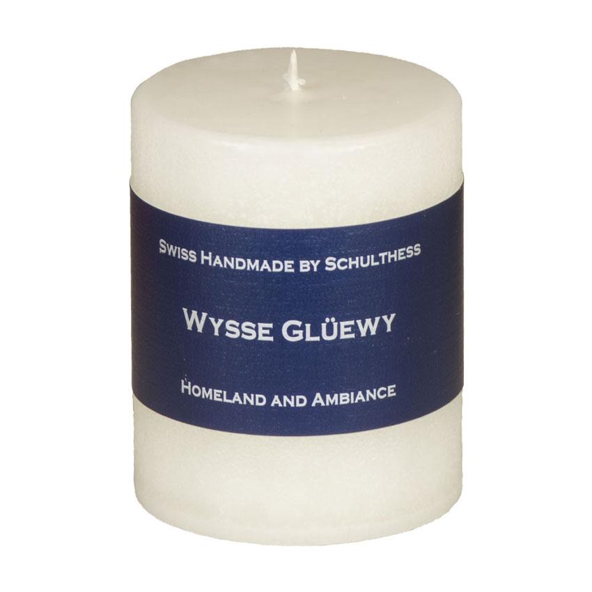 Schulthess Duftkerze Wysse Glüewy - Weisser Glühwein