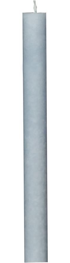 Schulthess Stabkerzen - Farbwelt Stahlblau hell