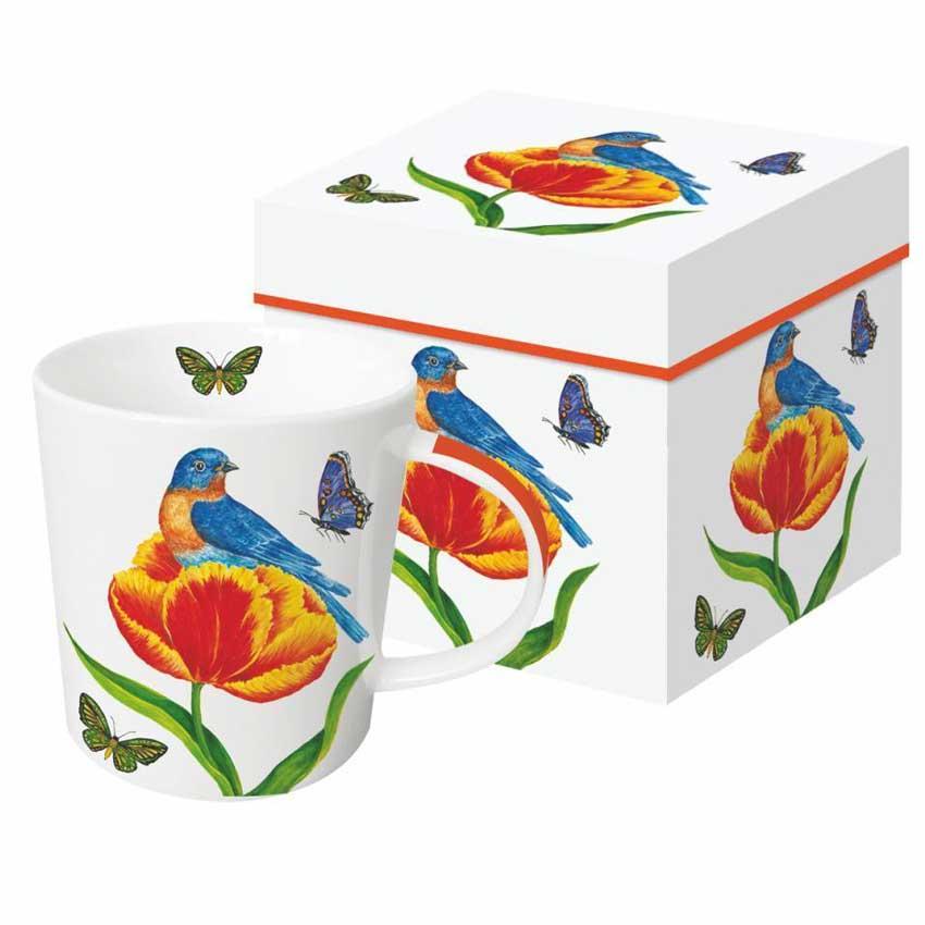 Tulip Nest - Trend Mug & Geschenkebox von PPD