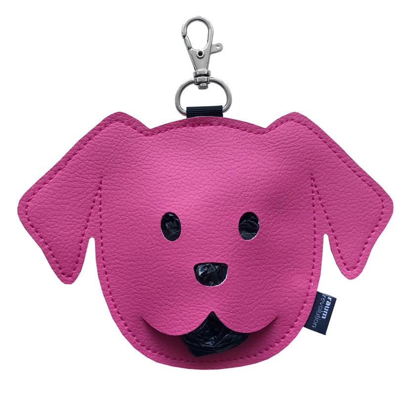 Gassi Bag - Gassibeutelspender pink
