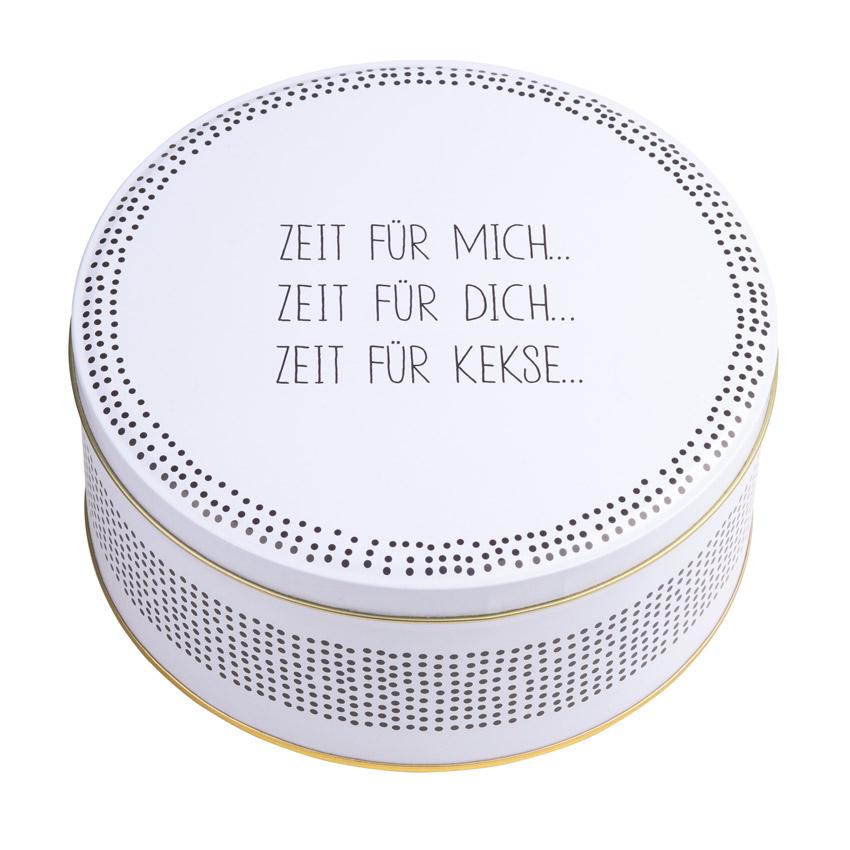 """Keksdose """"Zeit für Kekse"""" - Design Stories von Räder"""
