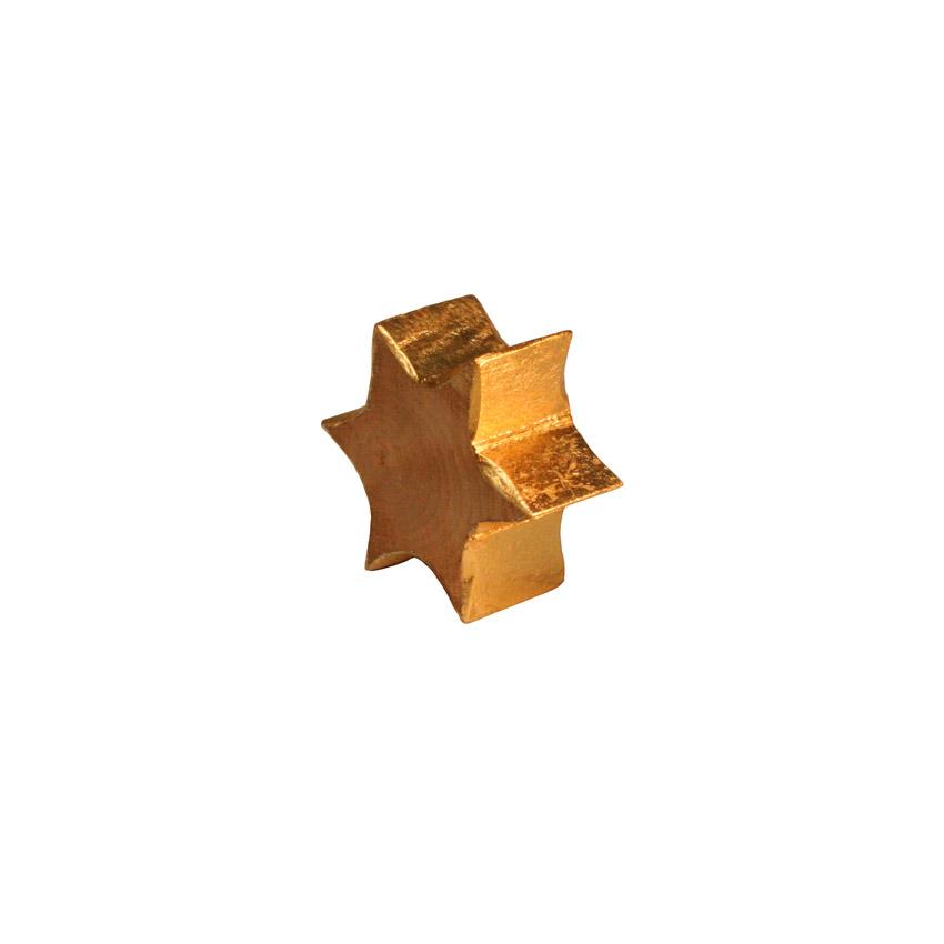 Holzstern mini 1
