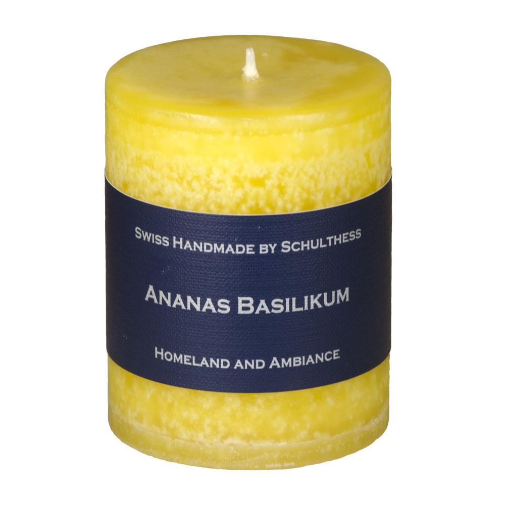 Schulthess Duftkerze Ananas - Basilikum