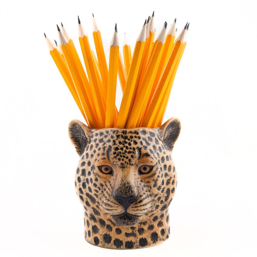 Quail Ceramics - der Keramikbecher Leopard