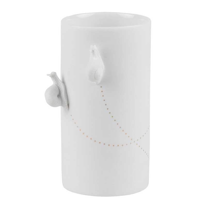 Vase Schnecke - Porzellangeschichten von Räder