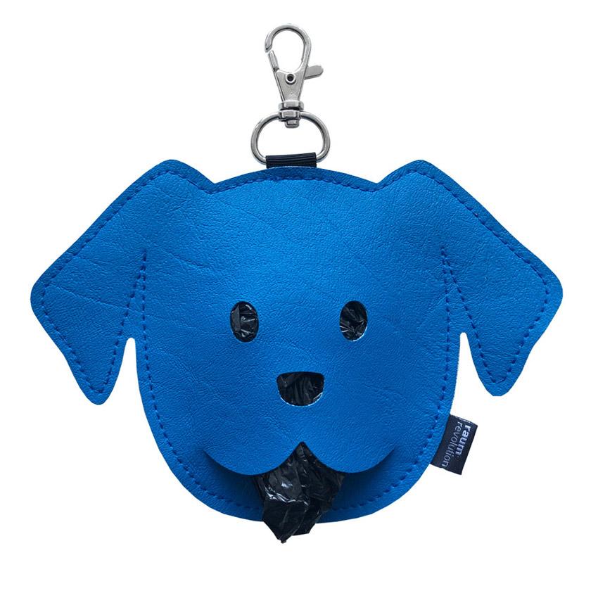 Gassi Bag - Gassibeutelspender blau