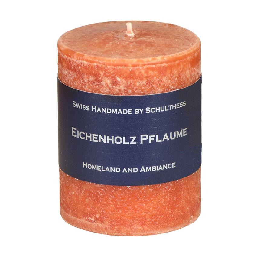 Schulthess Duftkerze Eichenholz - Pflaume