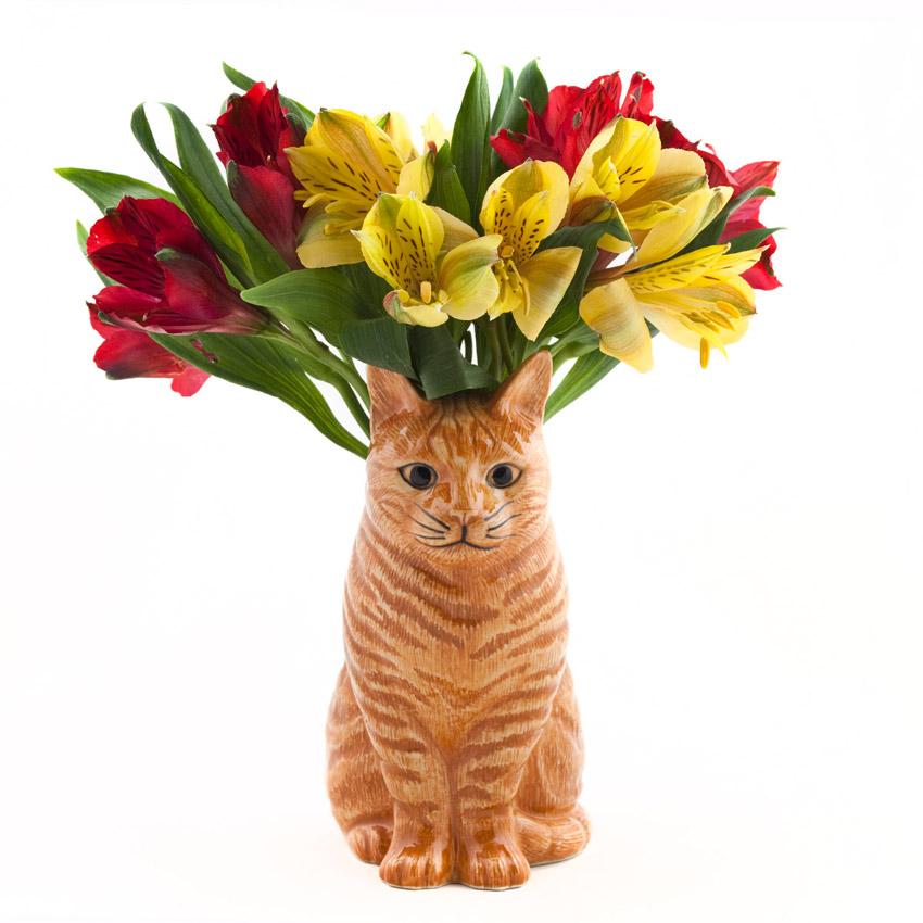 "Quail Ceramics - die große Blumenvase ""Vincent"""