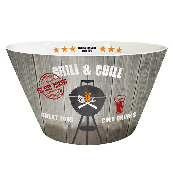 """Bowl / Schale """"Grill & Chill"""" von PPD"""