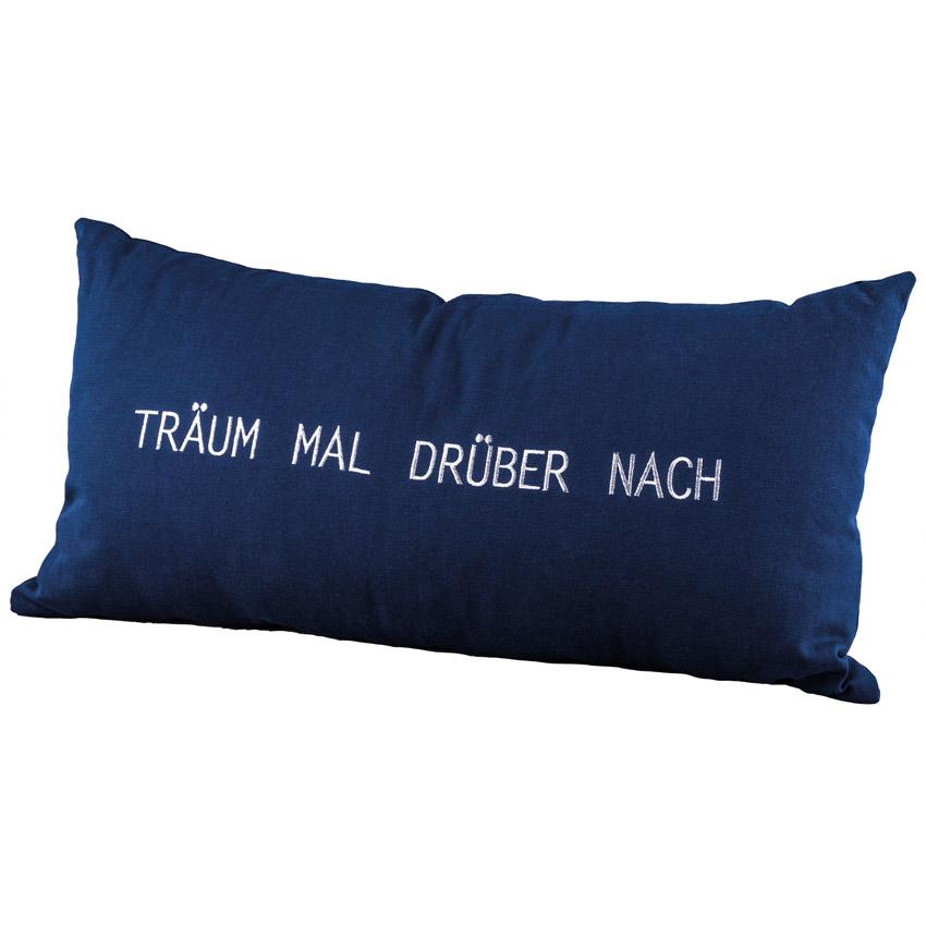 """Kissen - """"Träum mal drüber nach"""" von Räder"""