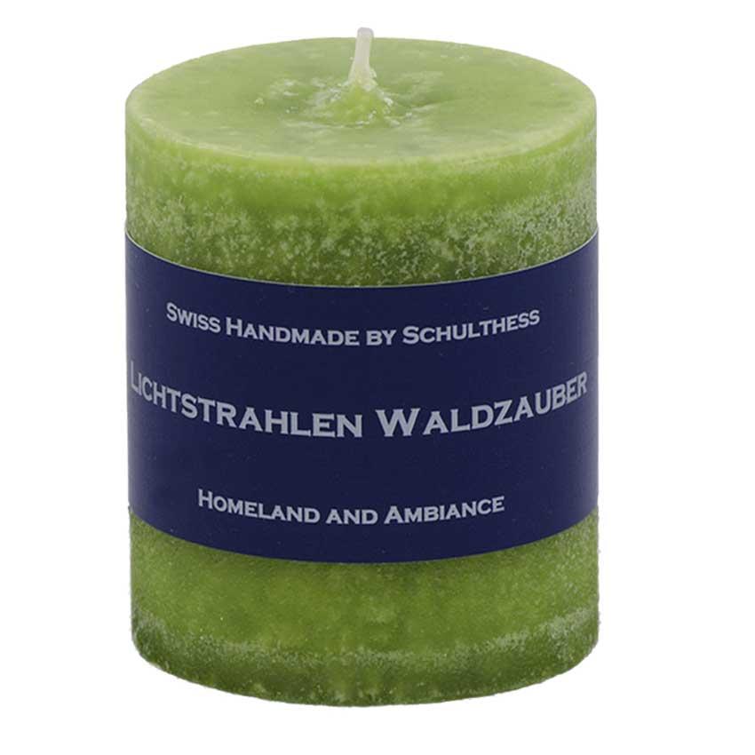 Lichtstrahlen / Waldzauber - Schulthess Duftkerzen
