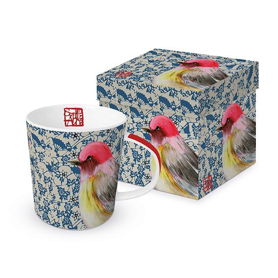 Jolie Oiseau - die große Porzellantasse von PPD