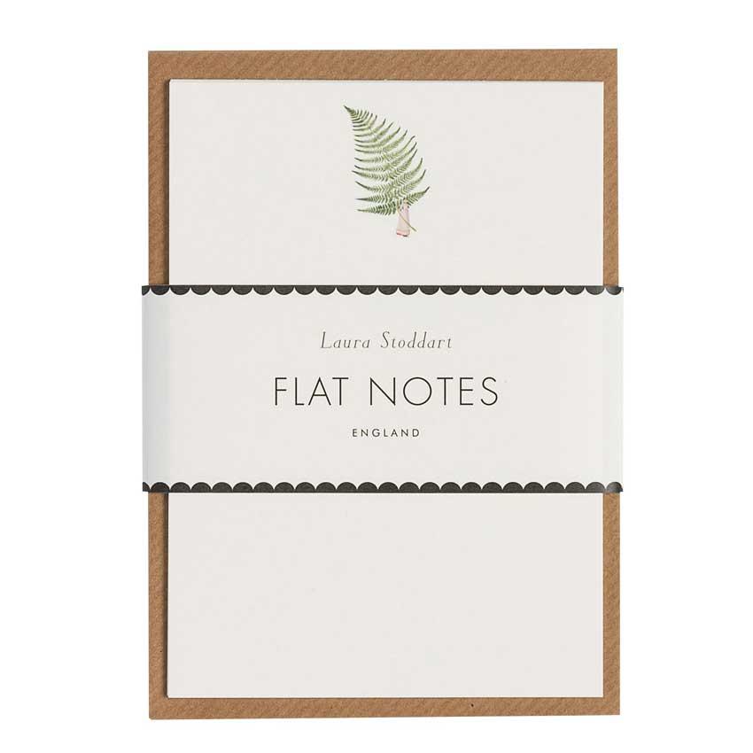 """""""FABULOUS FERNS - FLATNOTES"""" von Laura Stoddart"""