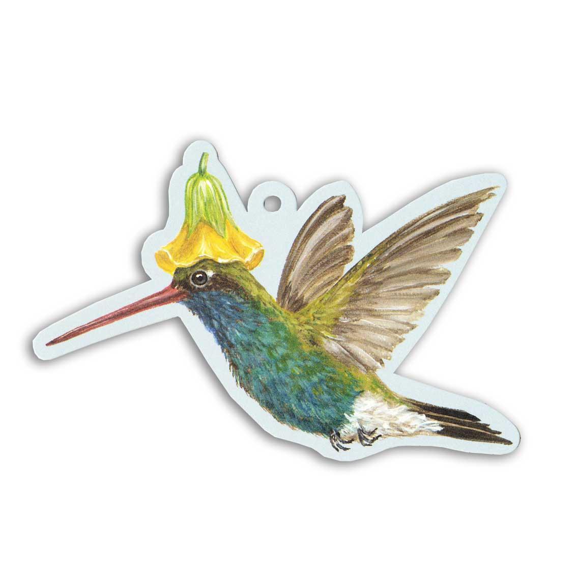 """Gift Tag - Geschenk Anhänger """"HUMMINGBIRD"""" von Hester & Cook"""