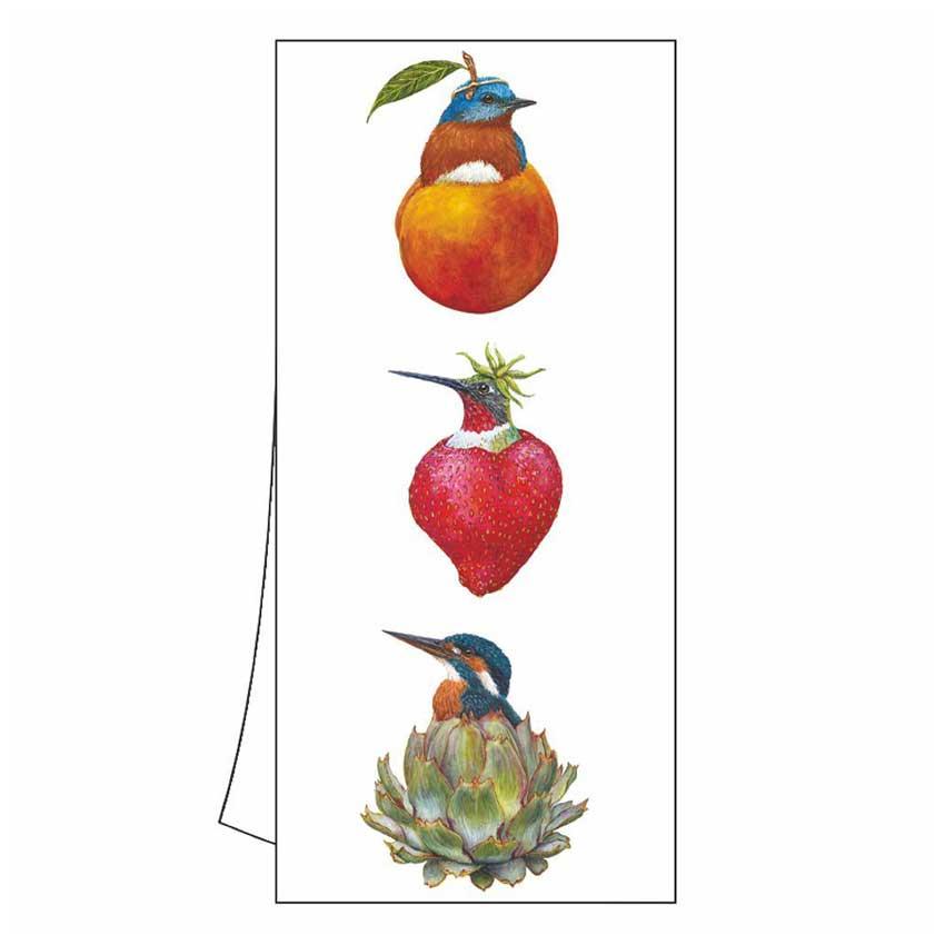 """Geschirrtuch """"Garden Club"""" von Paperproducts Design"""