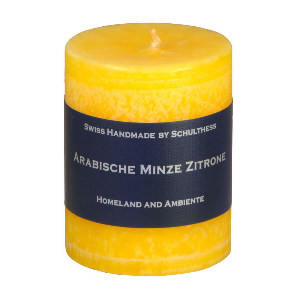 Schulthess Duftkerze Arabische Minze - Zitrone