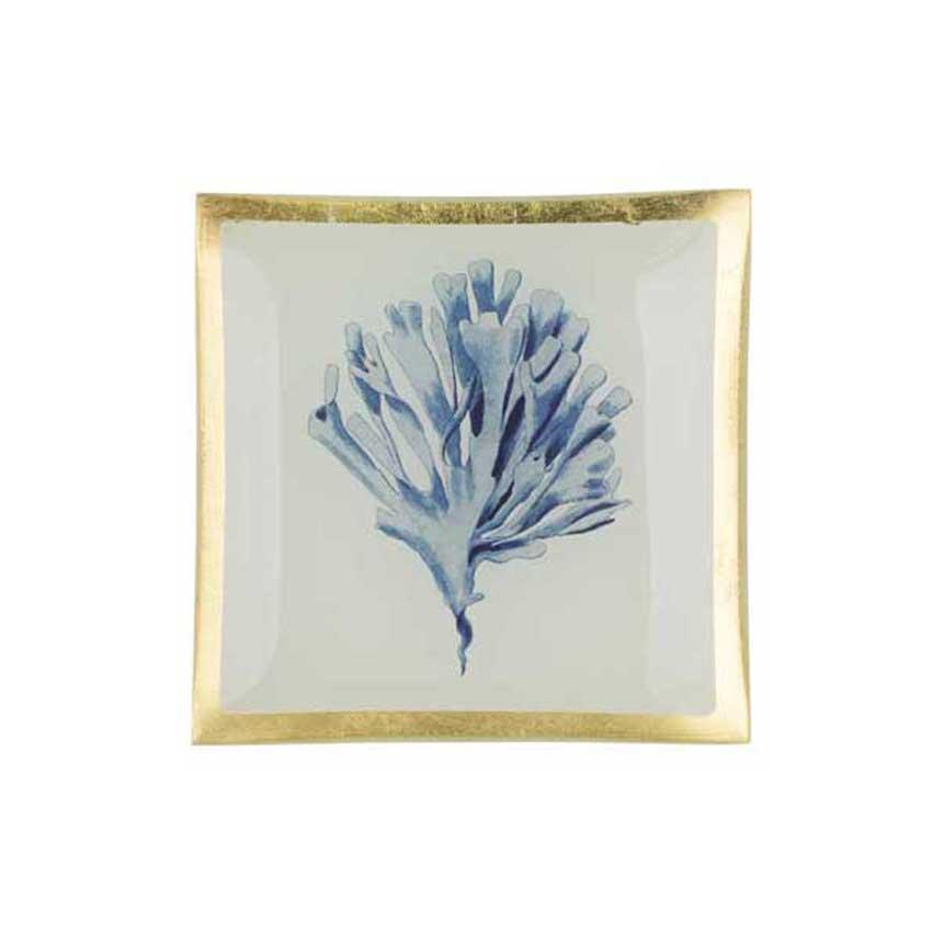 """Love Plates - Glasteller """"Koralle"""" von Gift Company"""