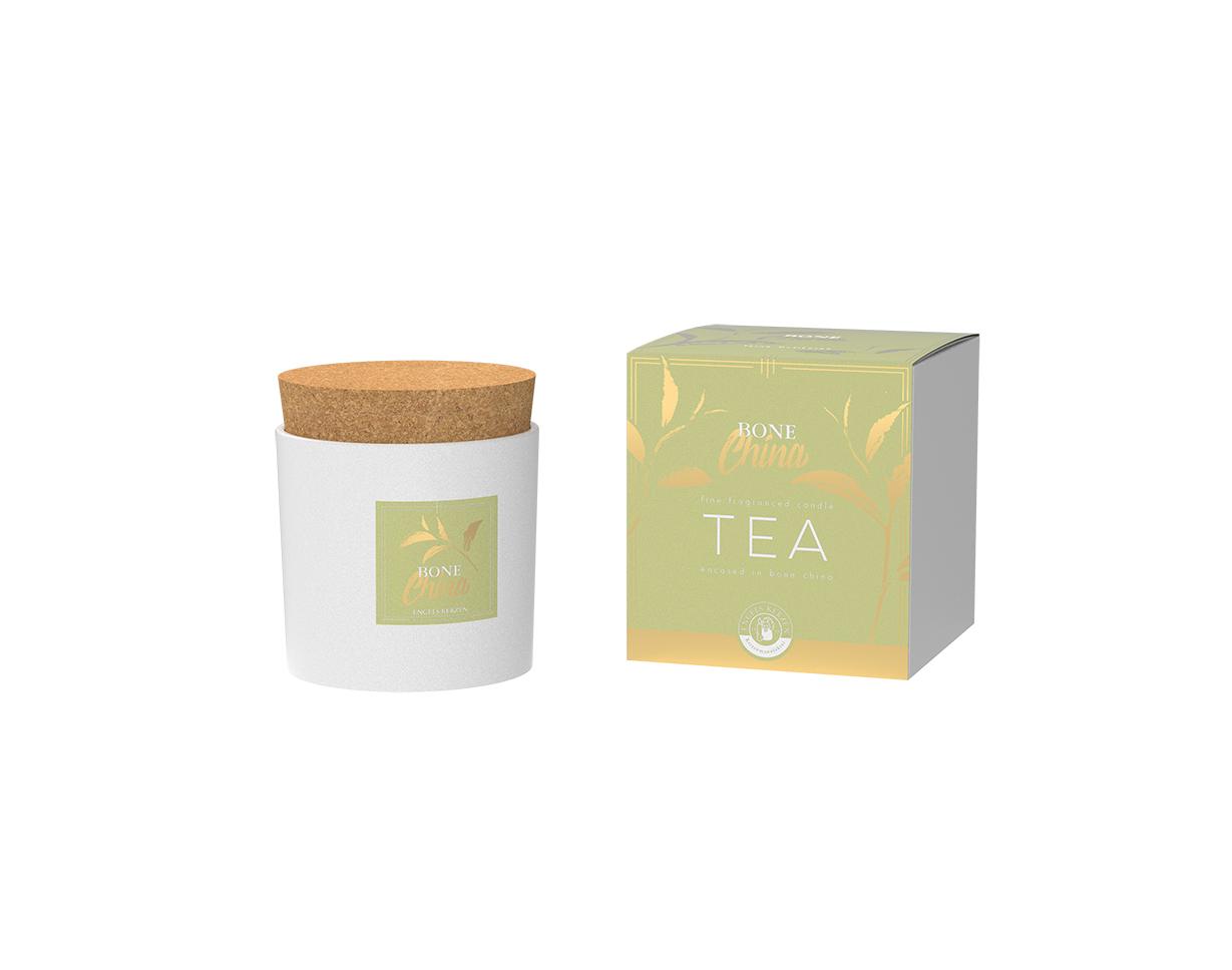 """Engels Duftkerze BONE CHINA - Duftnote """"TEA"""""""