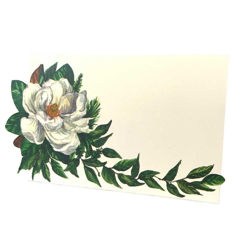 """Place Card - Tischkarten aus Papier """"MAGNOLIA"""" von Hester & Cook"""