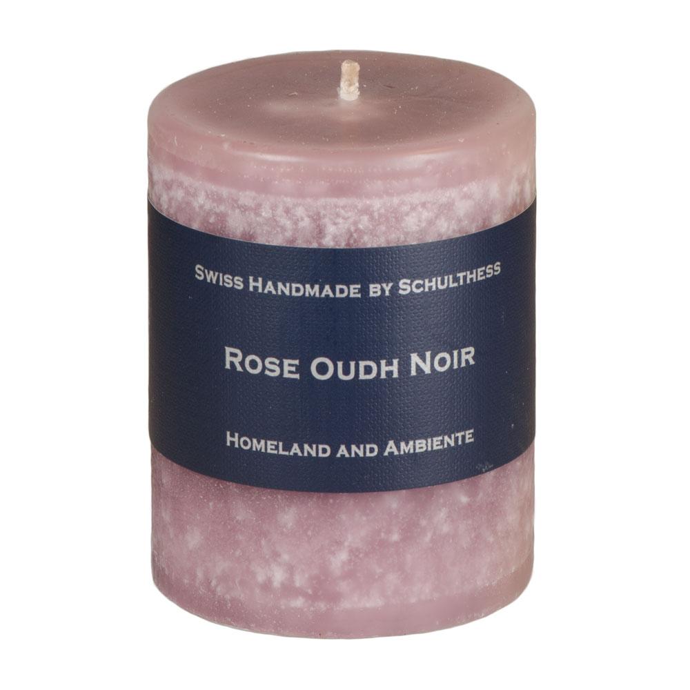 Schulthess Duftkerze Rose Oudh Noire