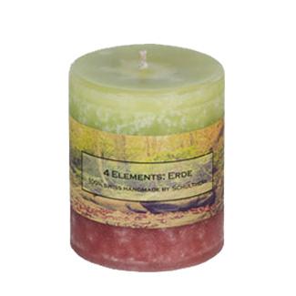 Schulthess Duftkerze Element Erde - 4 Elements Collection