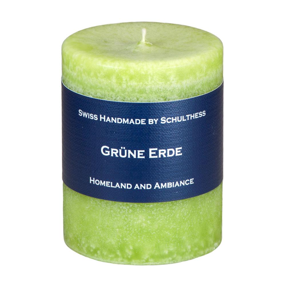 Schulthess Duftkerze Grüne Erde