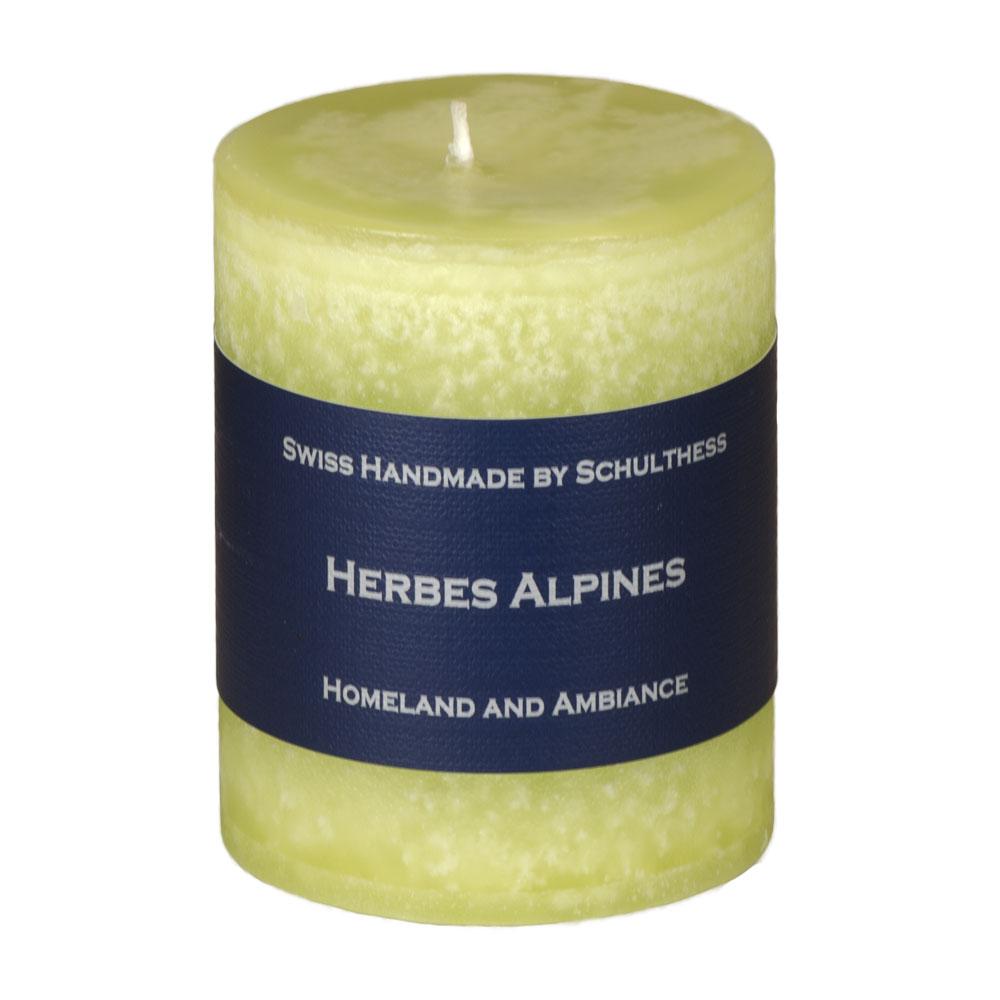 Schulthess Duftkerze Herbes Alpines