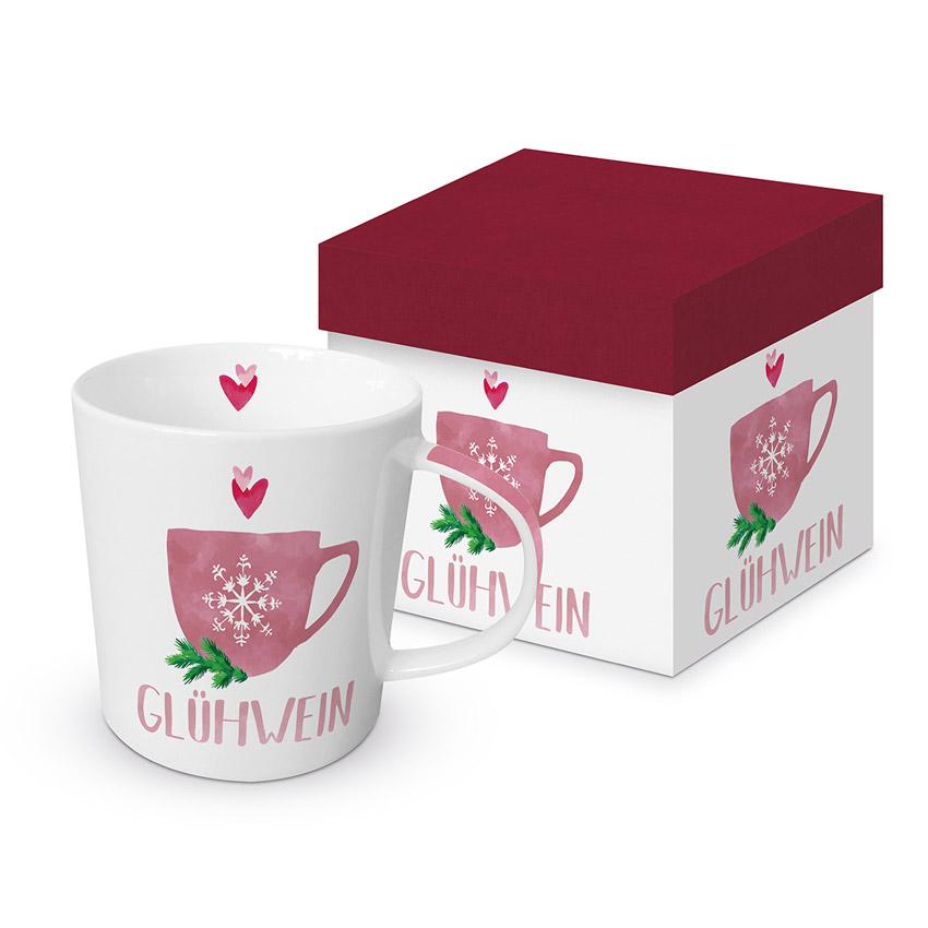 """""""Glühwein"""" -  Trend Mug und Geschenkebox von PPD"""