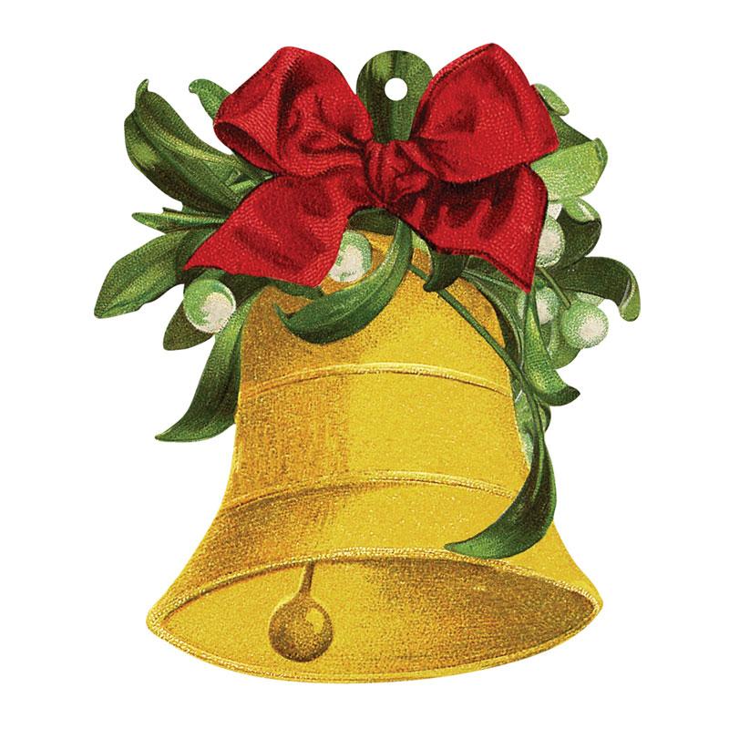"""Gift Tag - Geschenk Anhänger """"BELL"""" von Hester & Cook"""