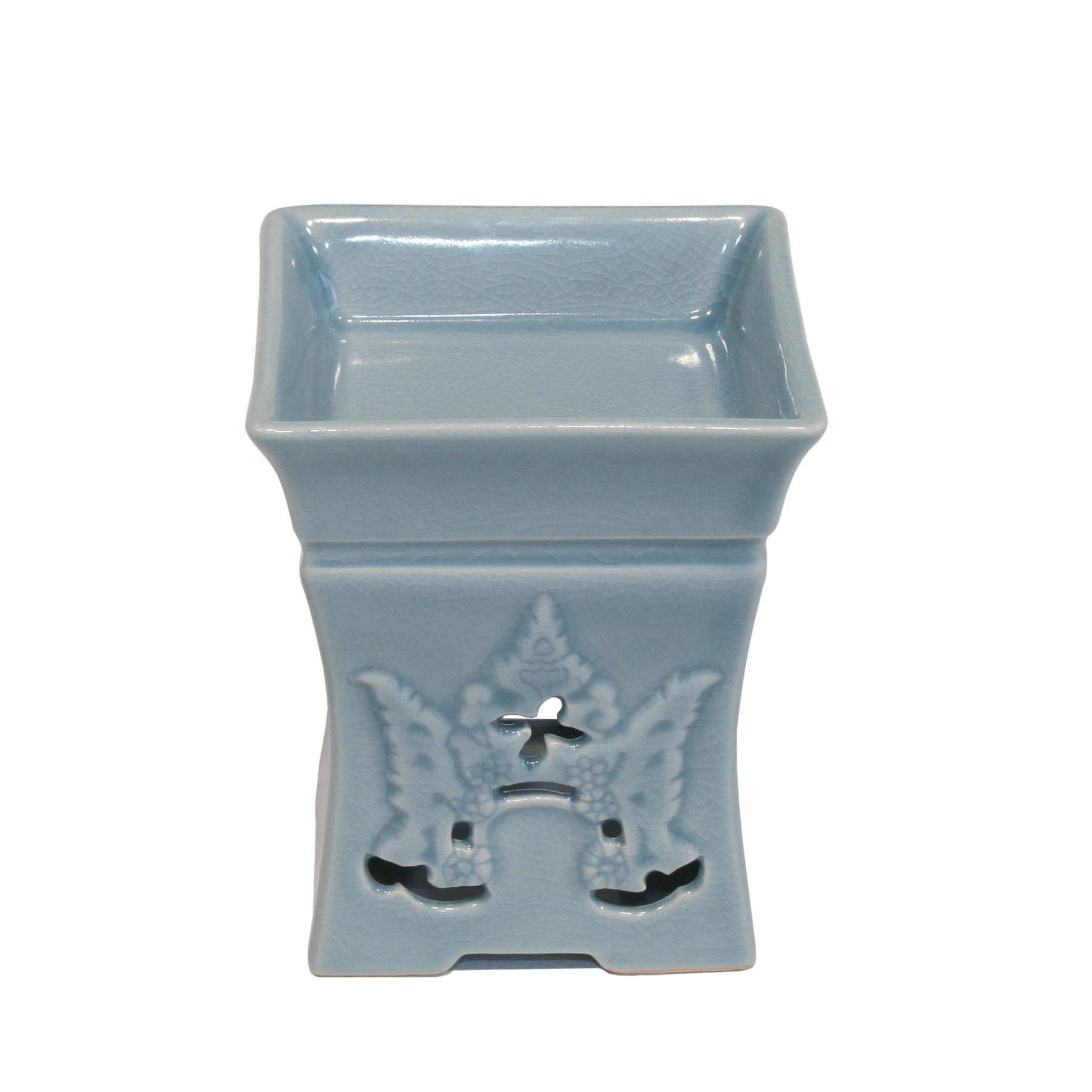 """Aromaöl Lampe, Modell Oriental """"bleu"""""""