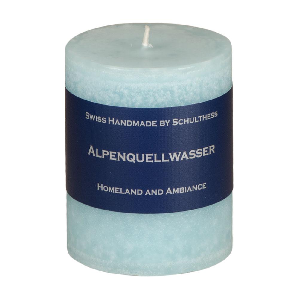 Schulthess Duftkerze Alpenquellwasser