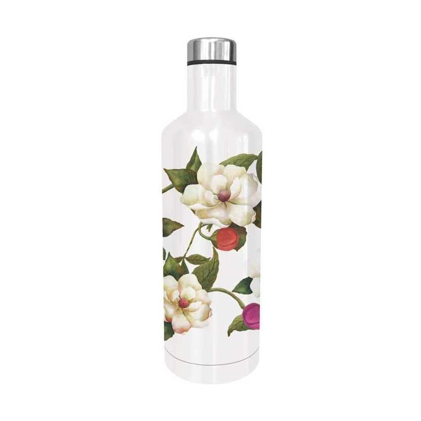 """""""Southern Magnolias"""" / Edelstahl - Trinkflasche von Paperproducts Design"""
