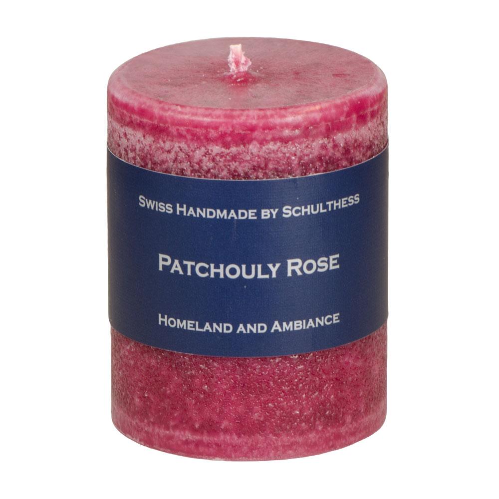Schulthess Duftkerze Patchouli Rose