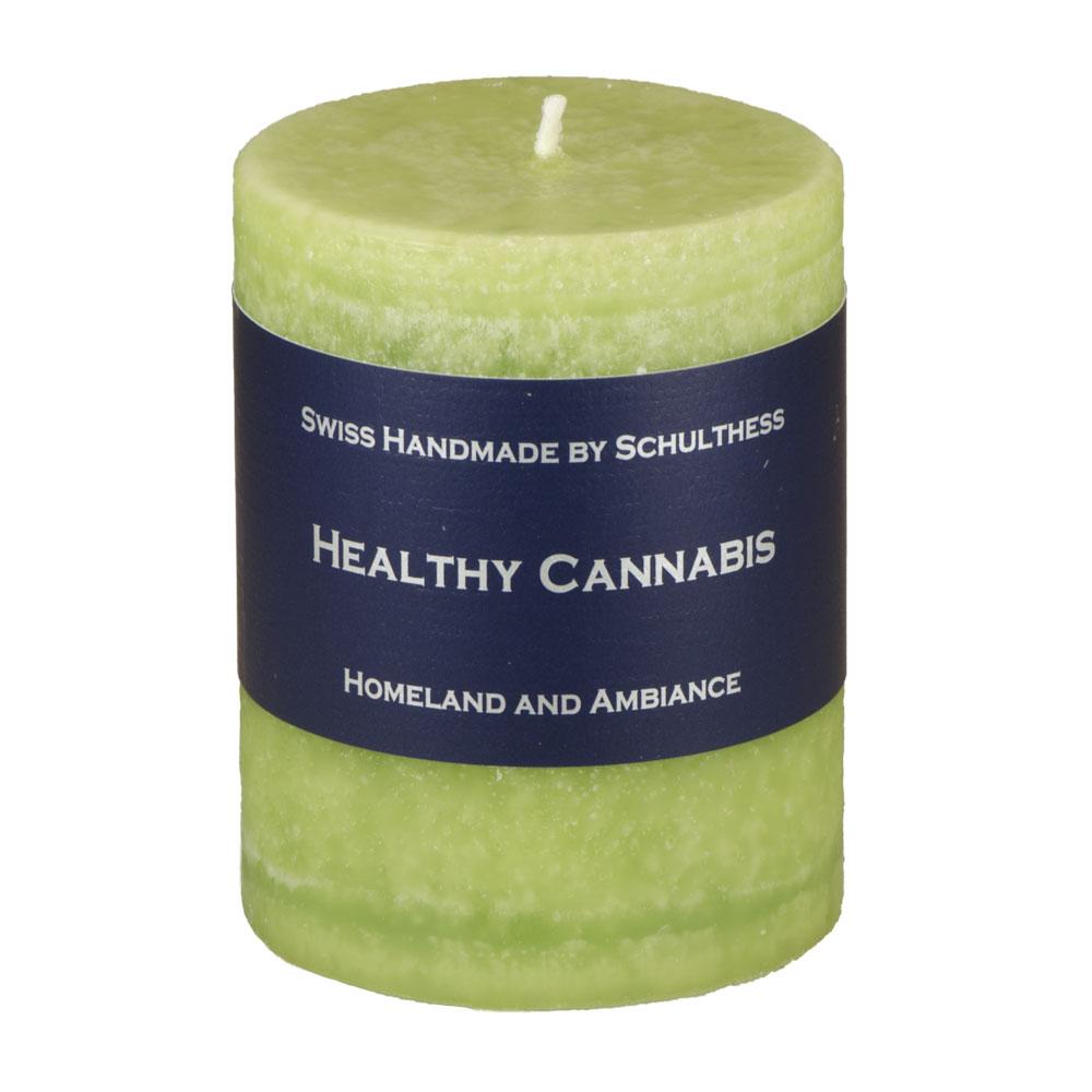 Schulthess Duftkerze Healthy Cannabis