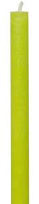 Schulthess Stabkerzen - Farbwelt Limone