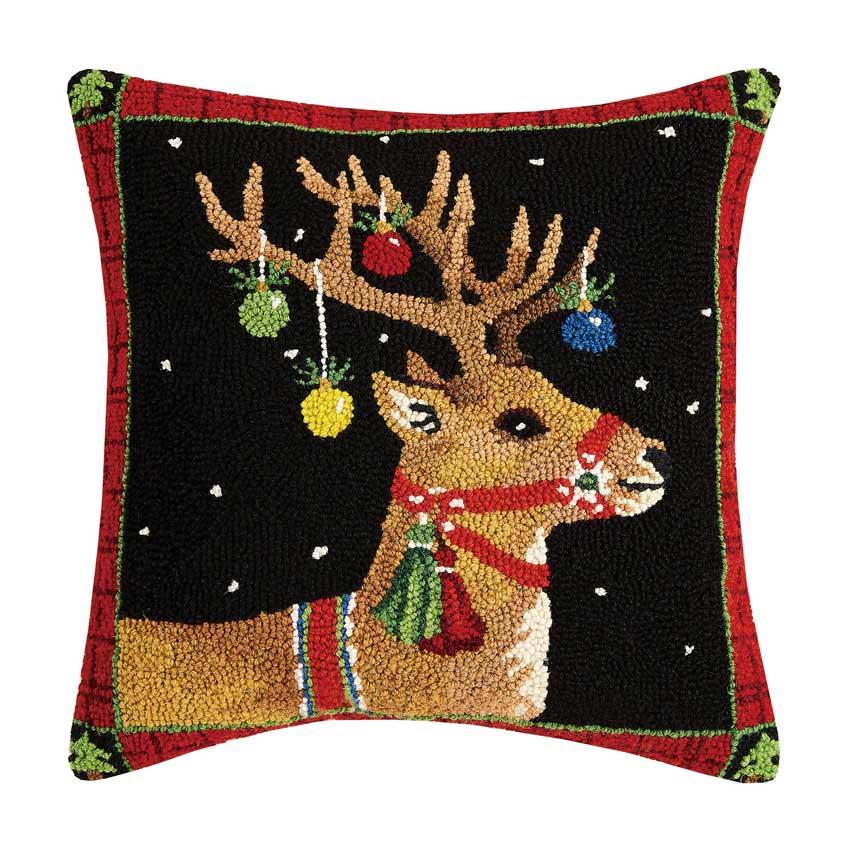 """Sofakissen / Akzentkissen """"Rudolph""""  45 cm x 45 cm"""