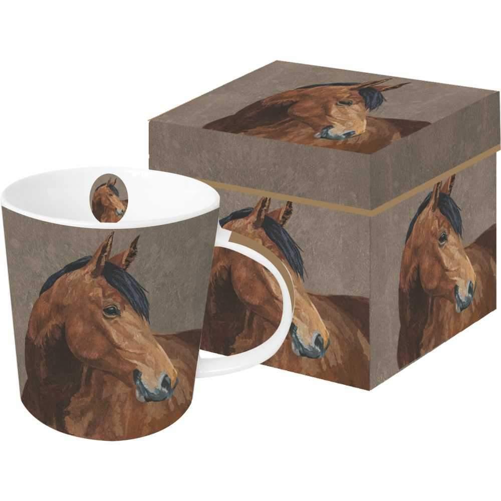 Abacus / Trend Mug,  große Porzellantasse