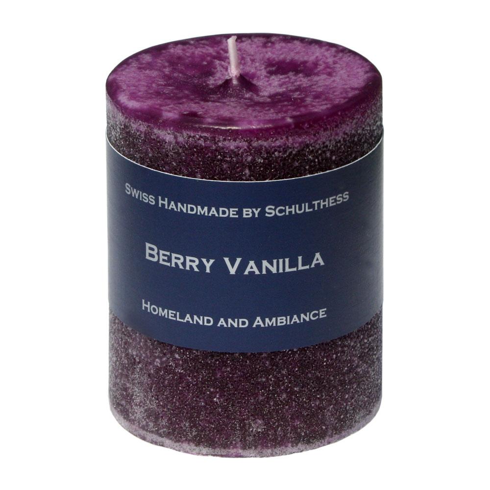 Berry - Vanilla - die Duftkerze von Schulthess