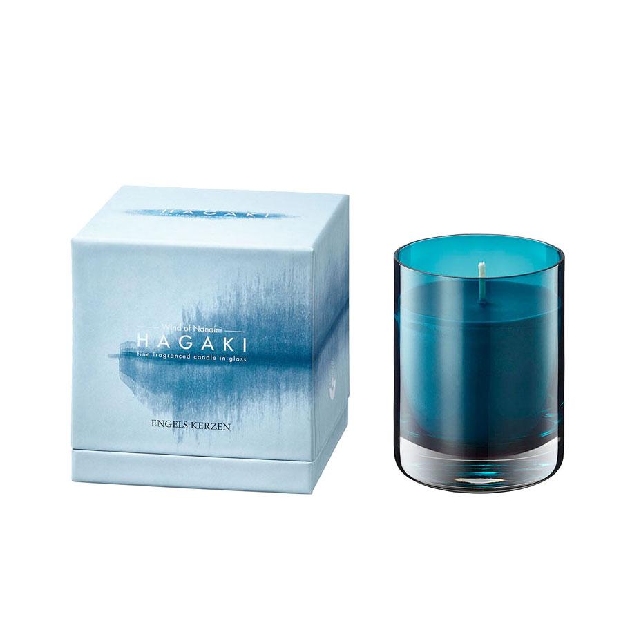 Wind of Nanami / HAGAKI Duftkerze im Glas - Engels Kerzen